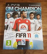FIFA 11 ÉDITION OM CHAMPION Jeu Collector Sony PS3 Playstation 3 Neuf Scellé VF