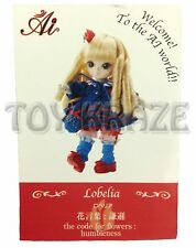 JUN PLANNING AI BALL JOINTED DOLL LOBELIA A-715 FASHION PULLIP GROOVE INC BJD