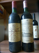 Chateau Poyferre 1970  Grand Cru ( 3 Bottle)