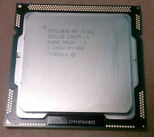 Intel Core i5-661 3.33ghz 4mb Cache SKT 1156 slbne CPU processore