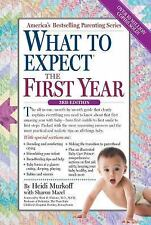 What to Expect the First Year, Mazel, Sharon, Murkoff, Heidi, Good Book