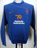 HOLLAND BLUE TRAINING SWEATSHIRT BY NIKE ADULTS SIZE XL BRAND NEW WITH TAGS