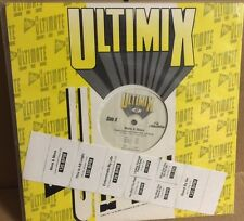 ULTIMIX 47 LP AB LOGIC UTAH SAINTS BEN E KING  NEW