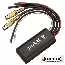 HELIX AAC2 Hi-Lo-Converter 2-Kanal High Low Adapter AAC.2 Signalwandler
