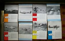 ROYAL CANADIAN AIR FORCE AIRCRAFT ILLUSTRATIONS FROM RCAF MAGAZINE (17)