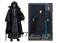 "Hasbro Star Wars BLACK Series Wave 8 6"" EMPEROR PALPATINE"