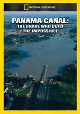 Panama Canal: The Brave Who Built the Impossible  DVD NEW