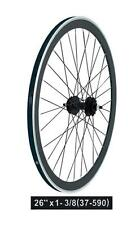RMS Wheelset bike holland 26 x 1 3/8 fixed gear black