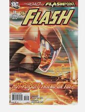 FLASH VOL 3  11    1 IN 10 VARIANT  ROAD TO FLASH POINT  PT 3   DC COMICS