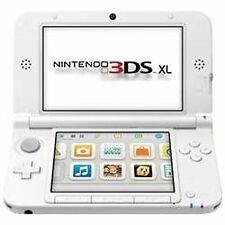 Nintendo 3DS XL (Latest Model)- White & Pink Handheld System