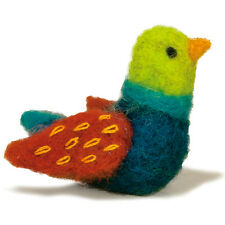 BIRD Felted Character Needle Felting Kit Dimensions