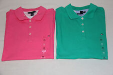 Tommy Hilfiger Authentic Women's Polo a lot 2 polo rugby Size M -NWT