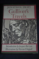 1977 *ILLUSTRATED* Gulliver's Travels by Jonathan Swift