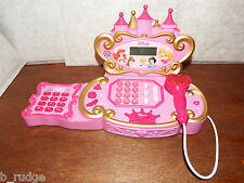Rare DISNEY Princesse' till Caisse figure jouet playset shopping rose