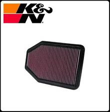 K&N 33-2364 Factory Style Replacement Air Filter 07-15 Jeep Wrangler 3.6L & 3.8L