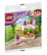 LEGO Friends Stephanie's Bakery Stand Polybag (30113) - New & Sealed