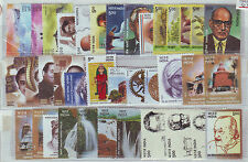 Indian-71 Diff. MNH Complete Year Pack of 2003 #IM103