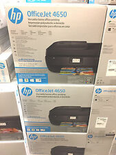 NEW HP Officejet 4650 Printer All-In-One Color Photo Printer Wireless F1J03A