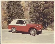 Vintage Car Photo 1967 Willys Jeep Jeepster Convertible 713992