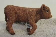 New Schleich Scottish Highland Calf 13660
