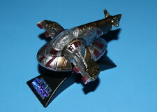 STAR WARS MICRO MACHINES FIRESPRAY INTERCEPTOR TITANIUM DIE-CAST
