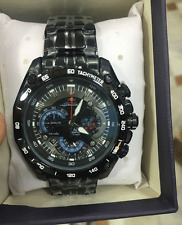 Casio 550 Red Bull Series Full Black Watch For Men