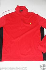 POLO Ralph Lauren Red Small Pony Jacket Large L