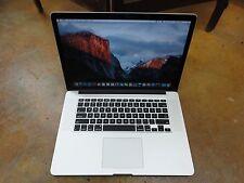 MacBook Pro 11,5 Retina 15-in / 2.5 GHz/ 500GB/ 16GB/ Mid-2015 Intel Core i7