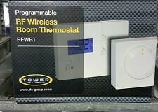 Programmable RF Wireless Room Thermostat RFWRT