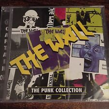 The Wall - Punk Collection (1998) NEW SEALED PUNK CD CAPTAIN OI! CD