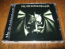 "NECRONOMICON ""S/T"" CD  running wild  destruction"