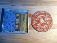 CD JAZZ Jason Robinson-The Two Faces of Janus (10) canzone Cuneiform-cut out -
