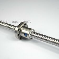 1 anti backlash ballscrew RM1605-1200mm-C7