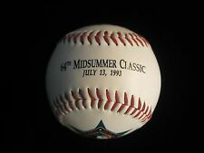 """JULY 13, 1993 """"64th MID SUMMER CLASSIC"""" """"ALL STAR FANFEST"""" BALTIMORE ORIOLES"""