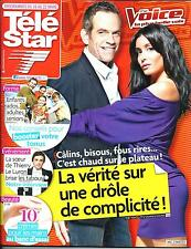 "TELE STAR N°1902 16 MARS 2013  JENIFER ET GAROU ""THE VOICE""/ LE LURON"