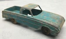 Hubley 403 Ford Falcon Ranchero Pickup Truck Diecast Kiddie Toy 1961