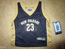 Anthony Davis #23 New Orleans Pelicans NBA Jersey Baby Infant 12m NEW Cute
