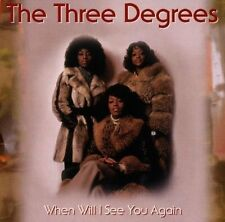 Three Degrees When will I see you again (compilation, 1998) [CD]