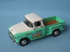 Matchbox Yesteryear 1956 Chevrolet Pick-Up Truck Hershey's Pre-pro Decals