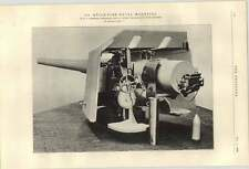 1900 6 Inch Quickfire Naval Mounting Armstrong Whitworth