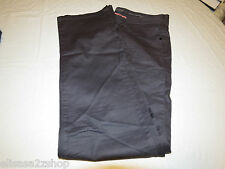Ring of Fire Mens W 36 L 32 Fits Slim Straight casual pants charcoal NWT#
