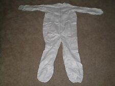 8ADF4 Tall Deluxe White Tyvek Coveralls in Individual Polybag 25031XXL Free Ship