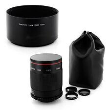 Albinar 500mm Mirror Lens fo Canon EOS 5D 7D 60D 50D 30D 10D 1D 1100D 1000D 600D