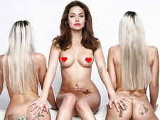 """042 Angelina Jolie - USA Sexy Hot Top Actor Star 19""""x14"""" Poster"""