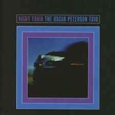 Oscar Peterson Trio Night train (1963; 11 tracks, Verve) [CD]
