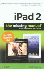 iPad 2: The Missing Manual (Missing Manuals)-ExLibrary