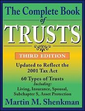 The Complete Book of Trusts, 3rd Edition