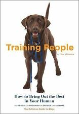 NEW Training People How To Bring Out the Best in Your Human Tess of Helena dog