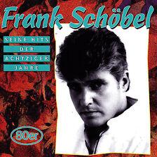 FRANK SCHÖBEL - CD - SEINE HITS DER ACHTZIGER JAHRE - 80er
