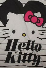 HELLO KITTY by SANRIO - FOREVER 21 - LONG SLEEVE -  PULLOVER JUNIOR M